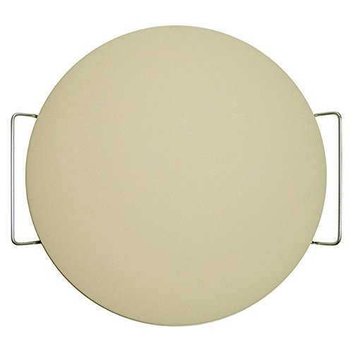 """Sassafras Superstone® 15"""" Pizza Stone With Rack front-538069"""