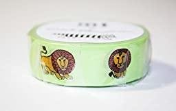 mt × Lisa Larson lion fish masking tape