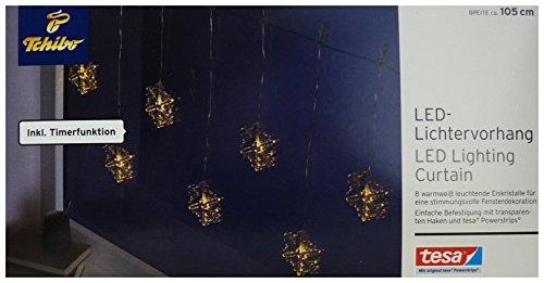 tcm-tchibo-led-curtain-fairy-string-lights-christmas-lights-decorative-lights-snowflakes