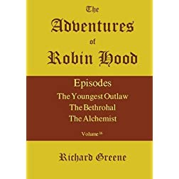 The Adventures of Robin Hood - Volume 16