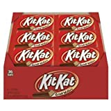 Nestle Kit Kat Chocolate Wafers Candy Bar - 36 Bars