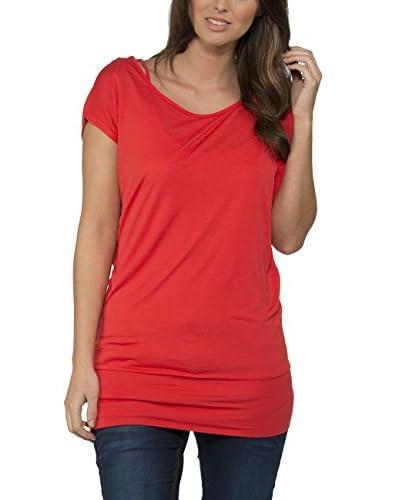 Bench Camiseta Manga Corta Rojo