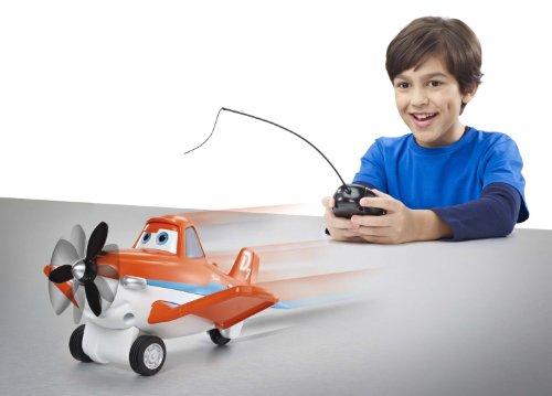 dusty crophopper remote control plane instructions