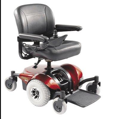 Invacare Pronto M41 Red - Fold-Down Seat