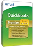 QuickBooks Premier Industry Editions 3-User 2011