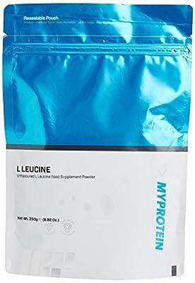 MyProtein 250 g L Leucine Essential Amino acid from MyProtein