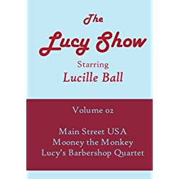 The Lucy Show - Volume 02