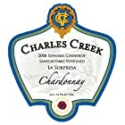 2008 Charles Creek Vineyard La Sorpresa Chardonnay Sangiacomo Vineyard Sonoma/Carneros 750mL