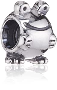 Pandora Damen-Bead  Sterling-Silber 925 Frosch KASI 79247