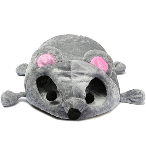 Lovely Soft Mouse Shape Pet Dog Cat Sleeping Bag House Pet Blanket Mat