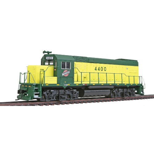 Walthers PROTO 1000 HO Scale Diesel EMD GP15-1 Powered - Chicago And North Western #4400