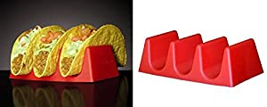 Taco Holder- Red