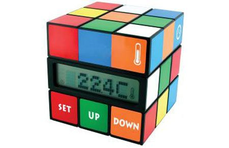 Unique alarm clocks - Rubik's cube