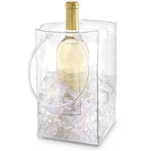 Wine Bottle & Ice Chiller Carrier Bag