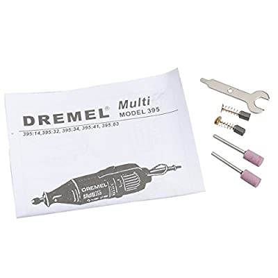 Dremel Red 220V Electric Grinder Variable Speed Rotary Power Tool