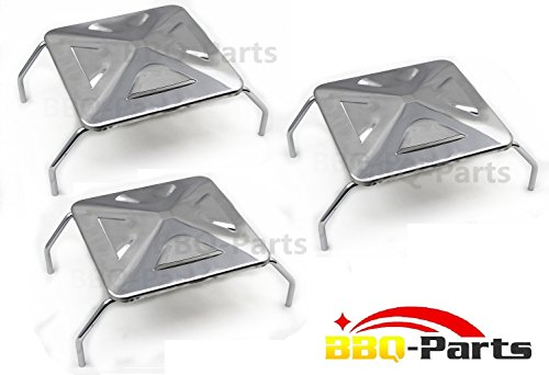 bbq-parts SPB261 (3-pack) Stainless Steel Heat Plates Heat Shield Heat Tent Burner Cover Vaporizor Bar and Flavorizer Bar Replacement for Select Charbroil ...  sc 1 st  Google Sites & bbq-parts SPB261 (3-pack) Stainless Steel Heat Plates Heat Shield ...