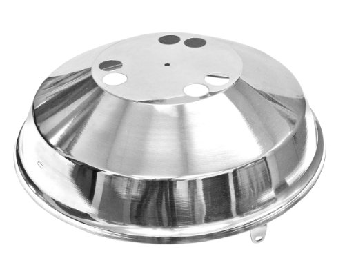 Magma Lid w/ Hinge & Fasteners, Marine Kettle 2 Gas Grill, Party Size, Replacement Part