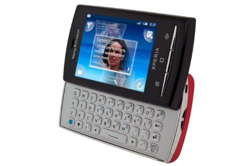 Screenqwerty Keyboardinternational Mini  Xperia Warranty U20iunlocked  Android Version Sony Usa Camerabluetoothtouch Ericsson