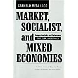 Market, Socialist, and Mixed Economies: Comparative Policy and Performance - Chile, Cuba, and Costa Rica