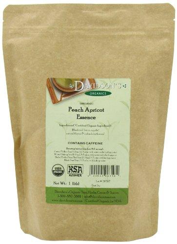 Davidson'S Tea Bulk, Peach Apricot Essence, 16-Ounce Bag