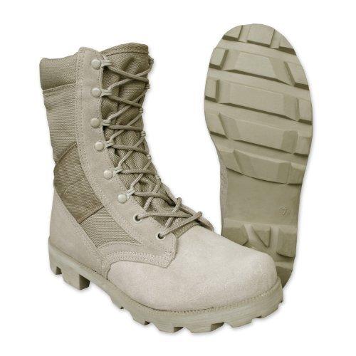 us-army-desert-combat-jungle-patrol-mens-boots-tan-suede-leather-khaki-11-uk-desert-by-mil-tec