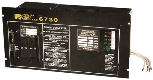 Parallax Power Supply 6730 30 Amp Electronic Converter/Charger