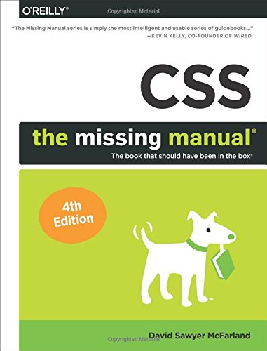 Download CSS: The Missing Manual