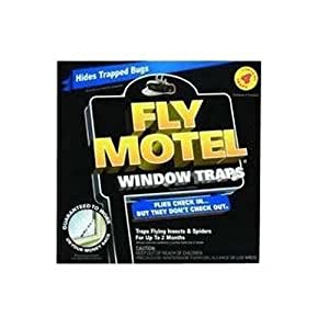 Black Flag 61261 Fly Motel Window Trap (Discontinued by Manufacturer)
