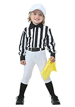 Fun Costumes boys Toddler Referee Costume