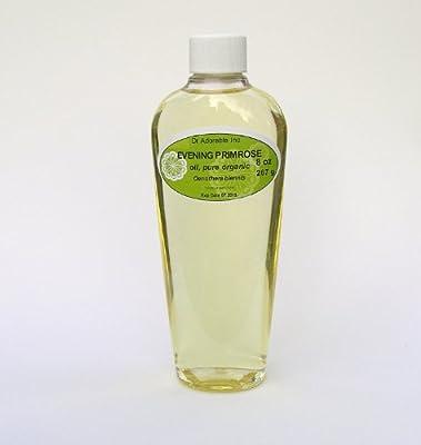 8 Oz Organic Evening Primrose OIL