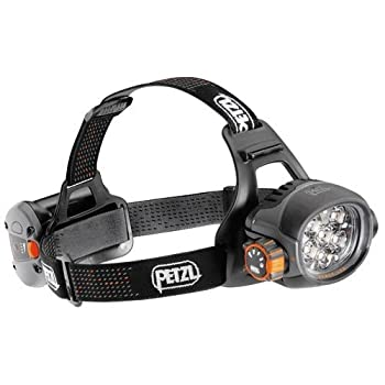 Petzl-Lampe Frontale 6 Power Led Petzl Ultra - Puissante 350 Lumens + Batterie Rechargeable