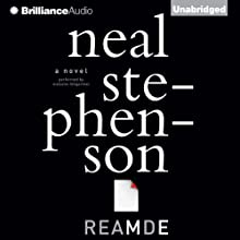 Reamde (       UNABRIDGED) by Neal Stephenson Narrated by Malcolm Hillgartner