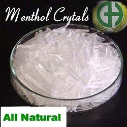 Menthol Crystals 1/2 lb (8oz)