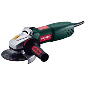 Metabo WE14-125 600292420 Variable Speed 4 -1/2-Inch/5-Inch Angle Grinder