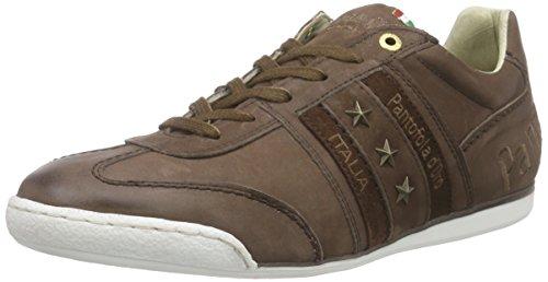Pantofola d'OroASCOLI VINTAGE - Scarpe da Ginnastica Basse Uomo , Marrone (Marrone (Tortoise Shell)), 42