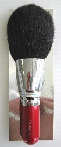 竹宝堂 広島 熊野筆化粧ブラシ フェイスパウダーブラシ