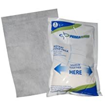 Primacare PCP-69 Instant Cold Pack with Cover(Pack of 24)