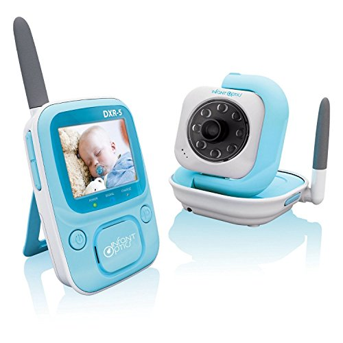 New Love New! Infant Optics Dxr-5 2.4 Ghz Digital Video Baby Monitor With Night Vision front-522936