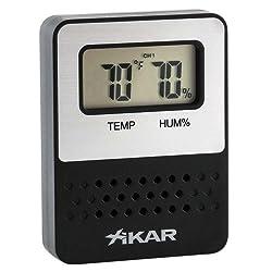 Xikar PuroTemp Wireless Hygrometer Sensor