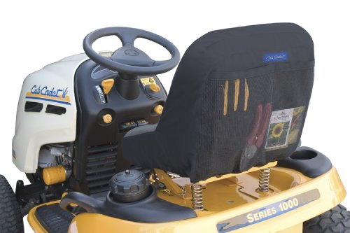 Cub Cadet Tractor Seat : Cub cadet cushioned tractor seat cover w storage pockets