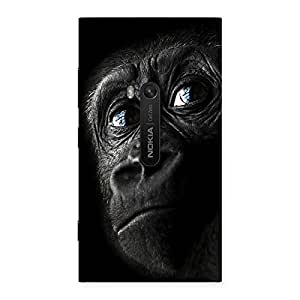 Gorgeous King Kong Blue Eyes Back Case Cover for Lumia 920
