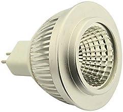 MR16 5W COB 450LM 6000K Cool White LED Spot Lamp LightDC12V