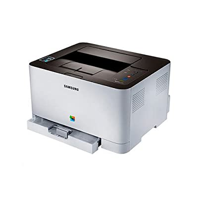 SAMSUNG COLOR LASER PRINTER SL-C410W