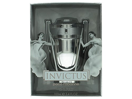 paco rabanne edt spray 100ml invictus collectors edition. Black Bedroom Furniture Sets. Home Design Ideas