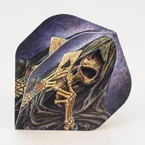 1 x Set Reapers Ace Alchemy Standard Dart Flights Evil by PerfectDarts