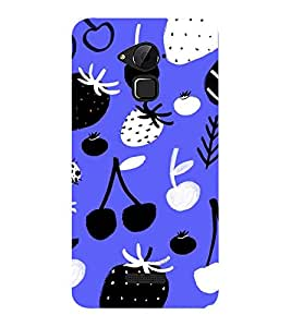 Mental Mind 3D Printed Plastic Back Cover For Coolpad Note 3- 3DCOOLPADNOTE3-G1297