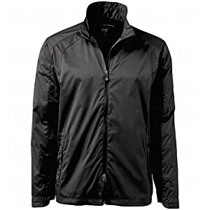 Greg Norman Epic Ultra Light Rain Jacket, Black, Large