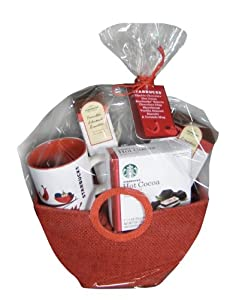 Holiday Cocoa Basket