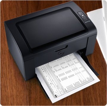 Small Portable Wireless Printer