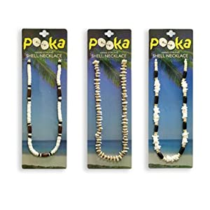 Pooka Shell Necklaces 9 Puka Styles Hand Strung